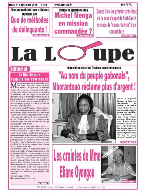 La Loupe 11/09/2018