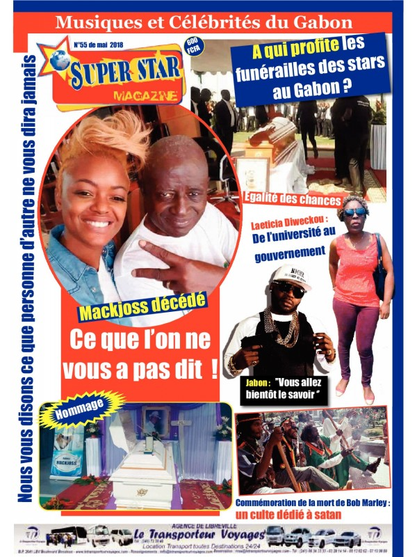 Magazine Super Star 01/05/2018