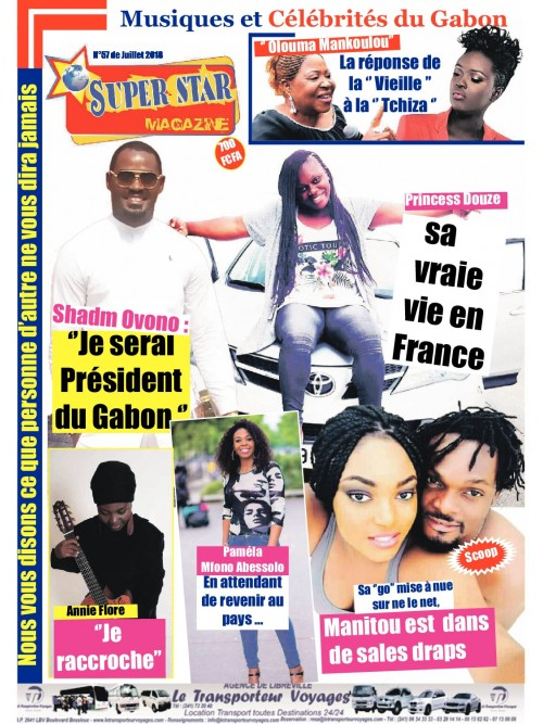 Magazine Super Star 01/07/2018