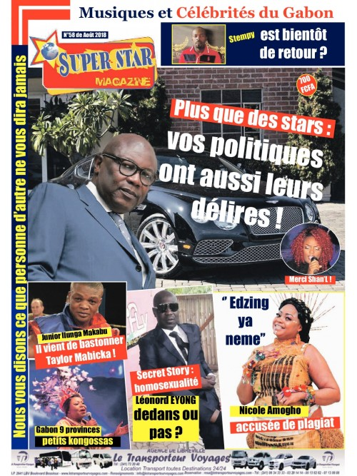 Magazine Super Star 01/08/2018