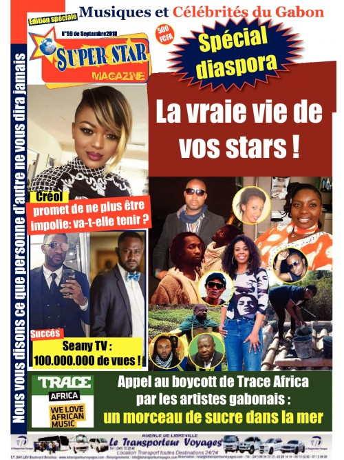 Magazine Super Star 01/09/2018