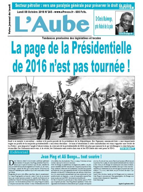 L'Aube 08/10/2018