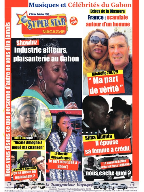 Magazine Super Star 01/10/2018