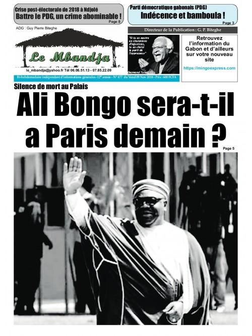 Le Mbandja 09/11/2018
