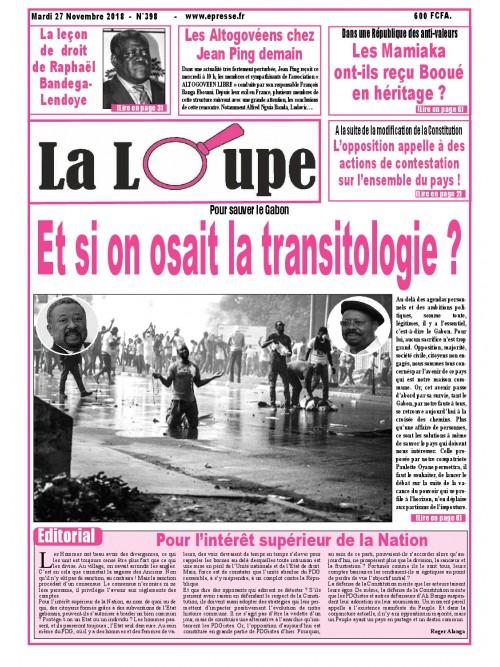 La Loupe 27/11/2018