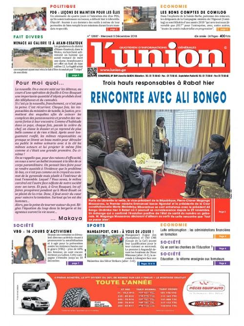 L'Union 05/12/2018