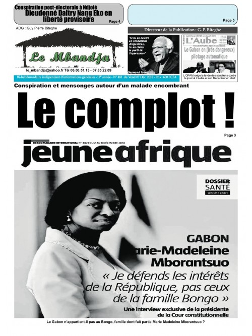Le Mbandja 07/12/2018