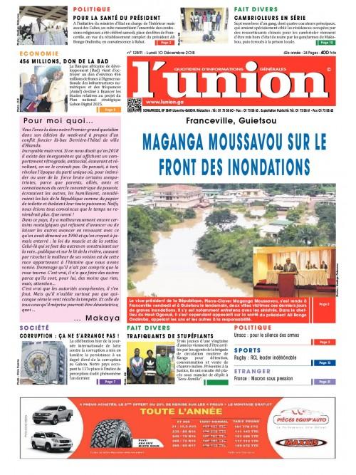 L'Union 10/12/2018