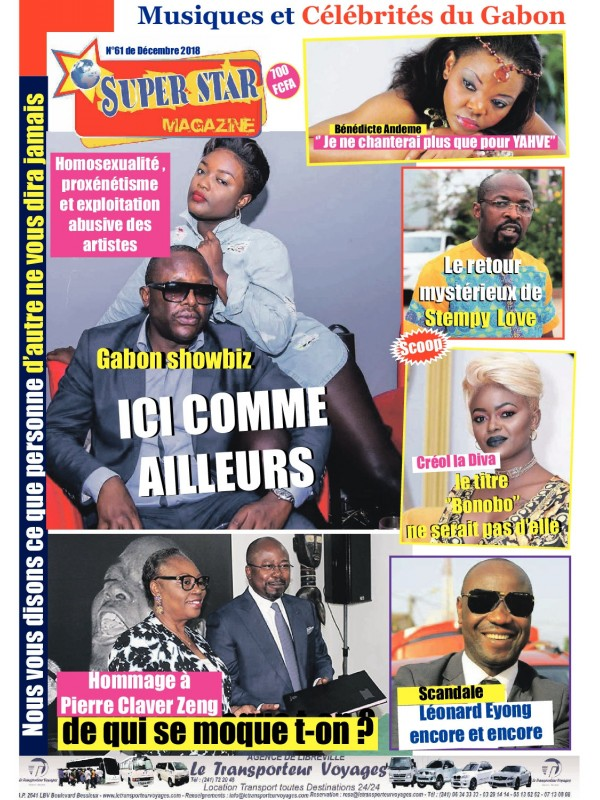 Magazine Super Star 01/12/2018