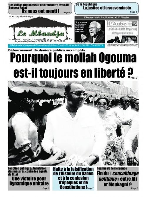 Le Mbandja 14/12/2018