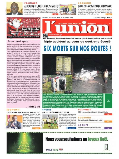 L'Union 24/12/2018