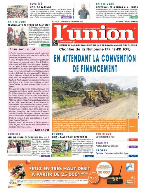 L'Union 26/12/2018