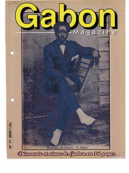 Gabon Magazine 01/05/2012