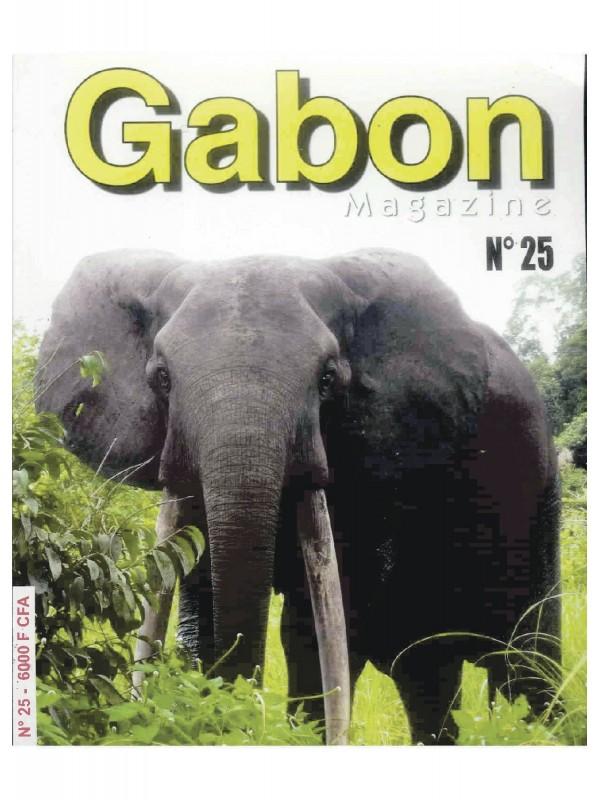 Gabon Magazine 01/02/2015