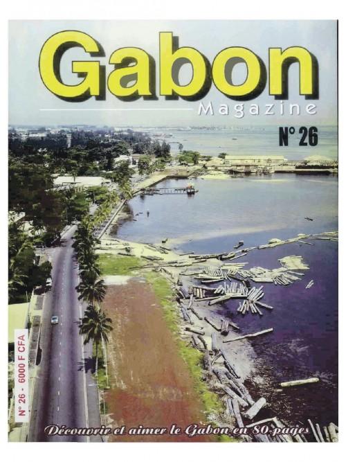 Gabon Magazine 01/05/2015