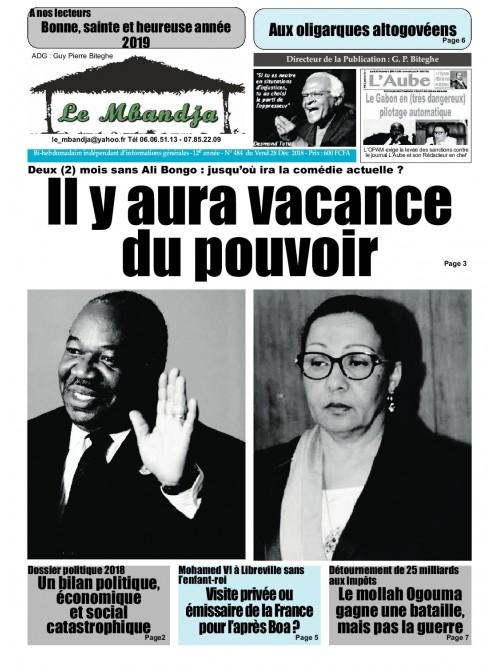 Le Mbandja 28/12/2018