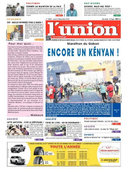 L'Union 30/12/2018