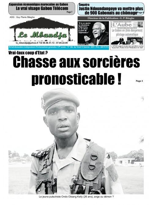 Le Mbandja 11/01/2019