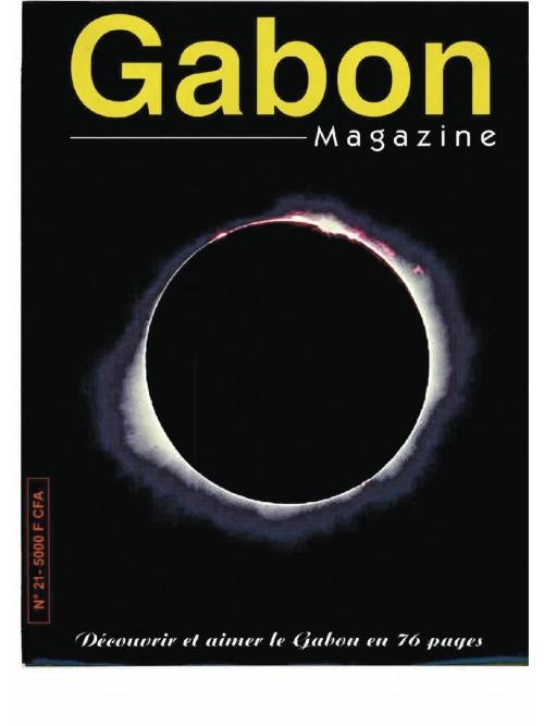 Gabon Magazine 01/09/2013