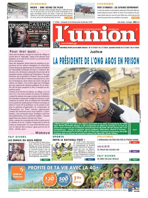 L'Union 23/02/2019