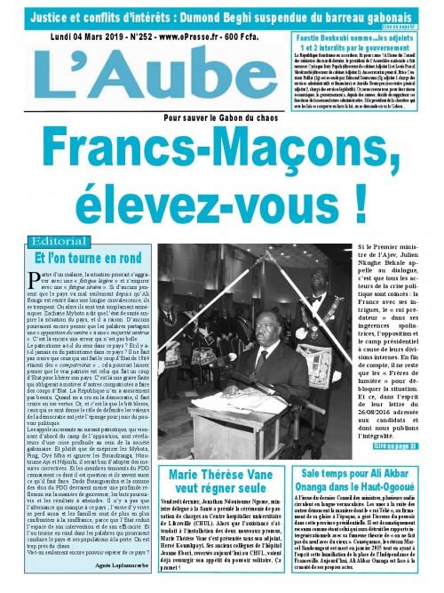 L'Aube 04/03/2019