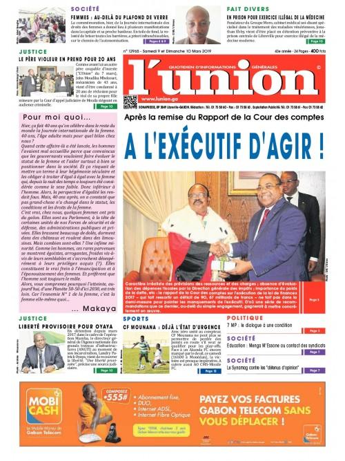 L'Union 09/03/2019