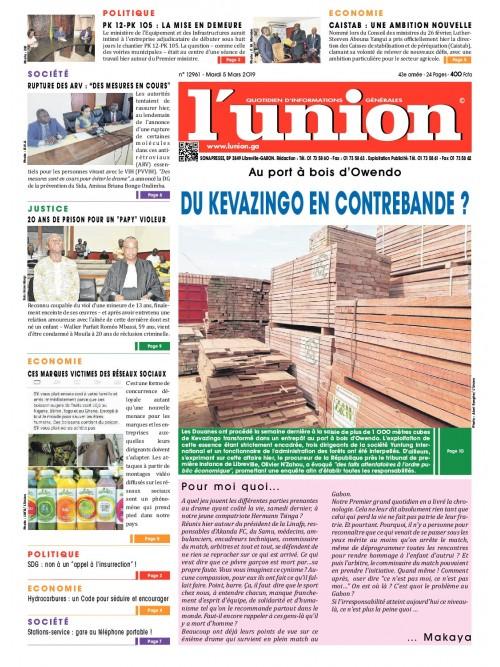 L'Union 05/03/2019