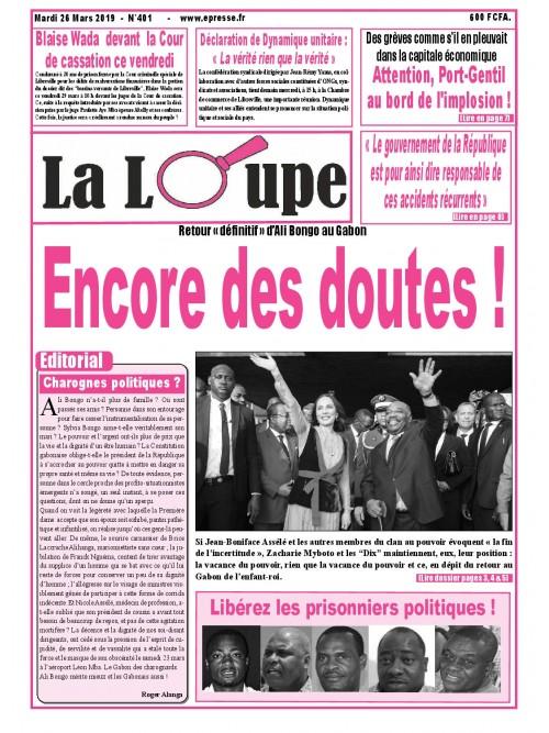 La Loupe 26/03/2019