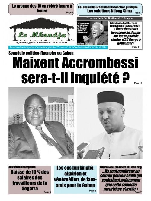 Le Mbandja 05/04/2019