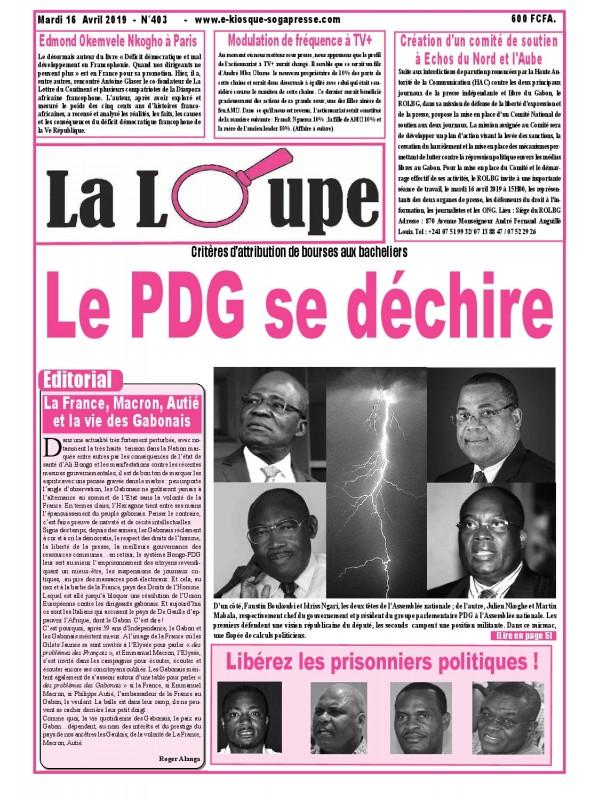 La Loupe 16/04/2019