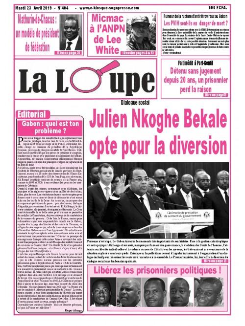 La Loupe 23/04/2019