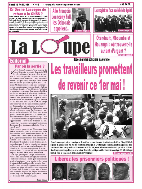 La Loupe 30/04/2019