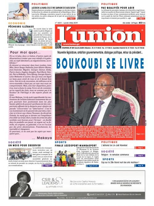L'Union 06/05/2019
