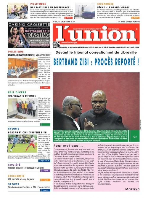 L'Union 09/05/2019