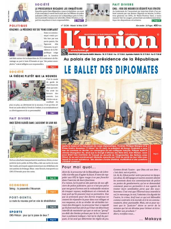 L'Union 14/05/2019