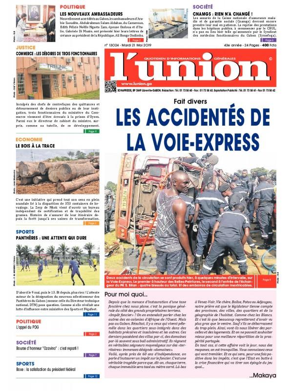 L'Union 21/05/2019