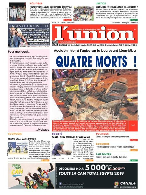 L'Union 03/06/2019