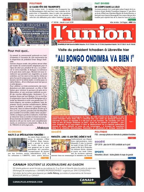 L'Union 06/06/2019