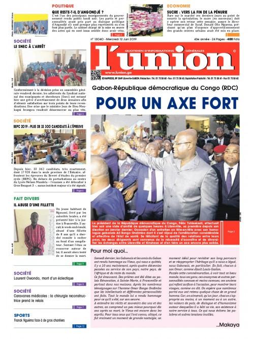 L'Union 12/06/2019