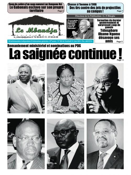 Le Mbandja 14/06/2019