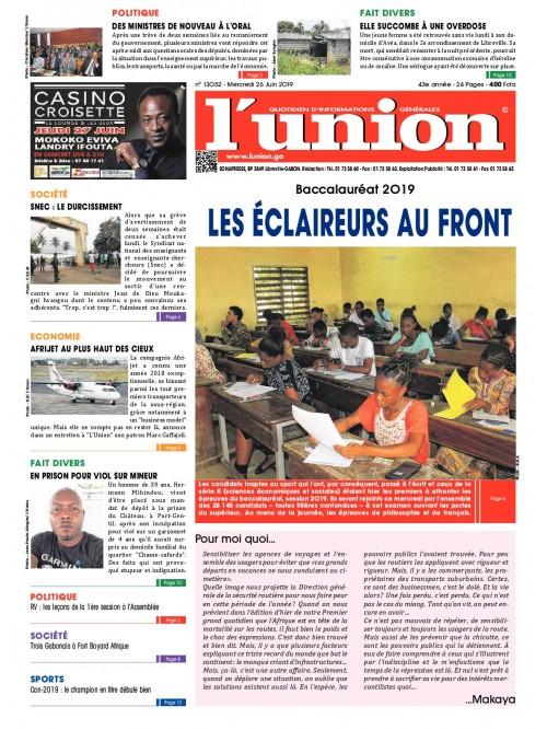 L'Union 26/06/2019