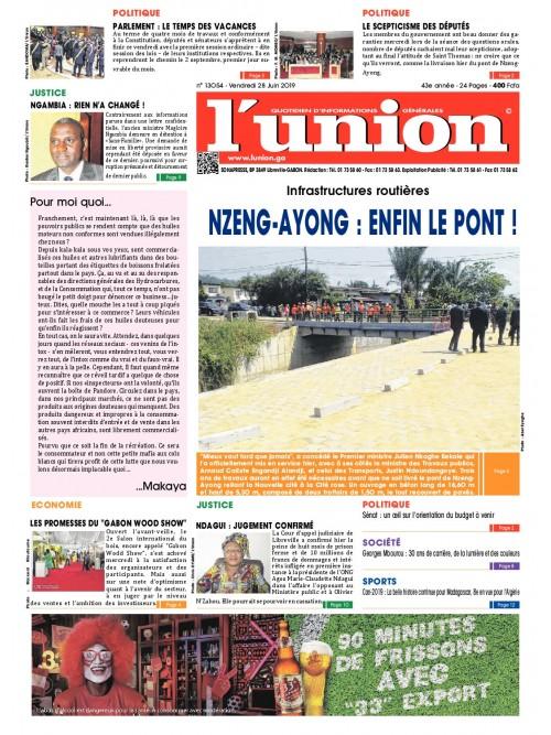 L'Union 28/06/2019