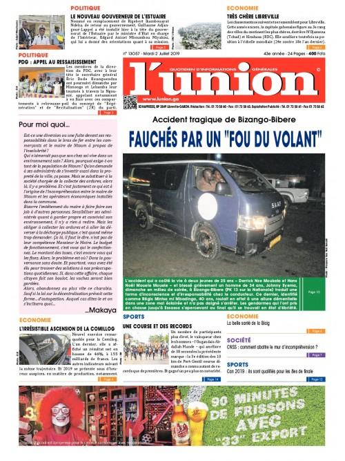 L'Union 02/07/2019