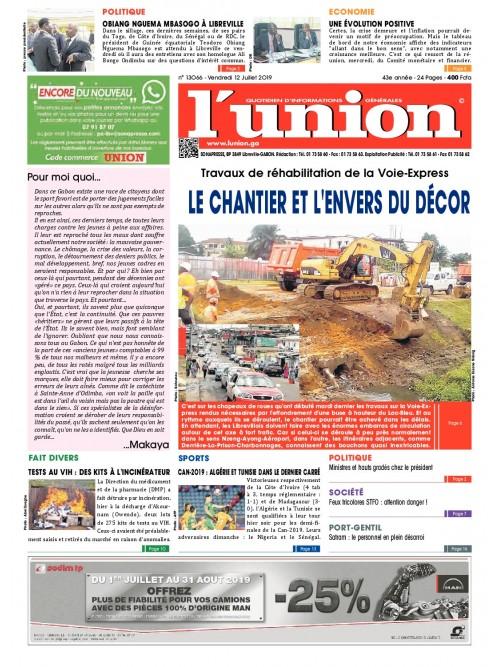 L'Union 12/07/2019