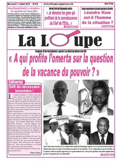 La Loupe 17/07/2019