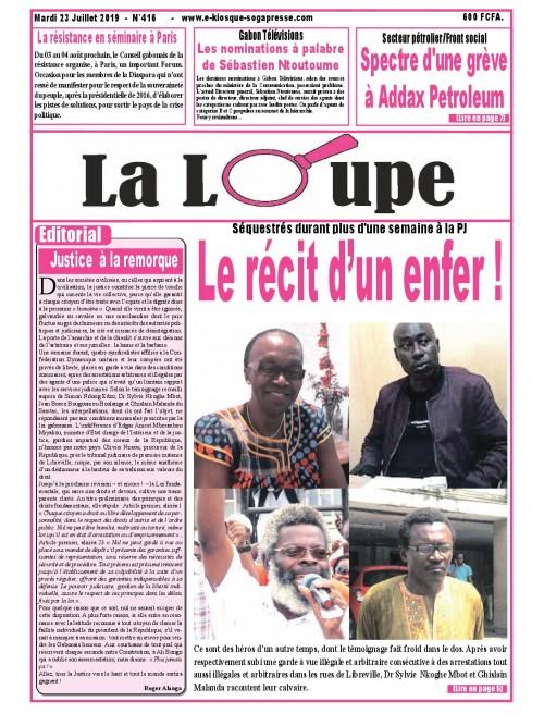 La Loupe 23/07/2019