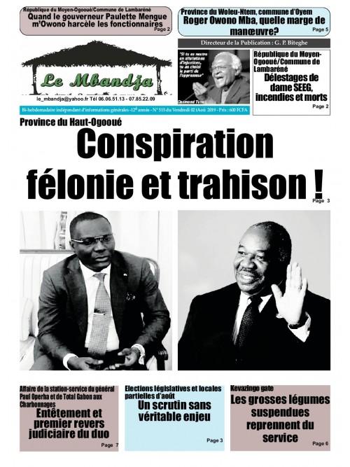 Le Mbandja 06/08/2019