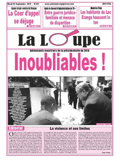 La Loupe 03/09/2019