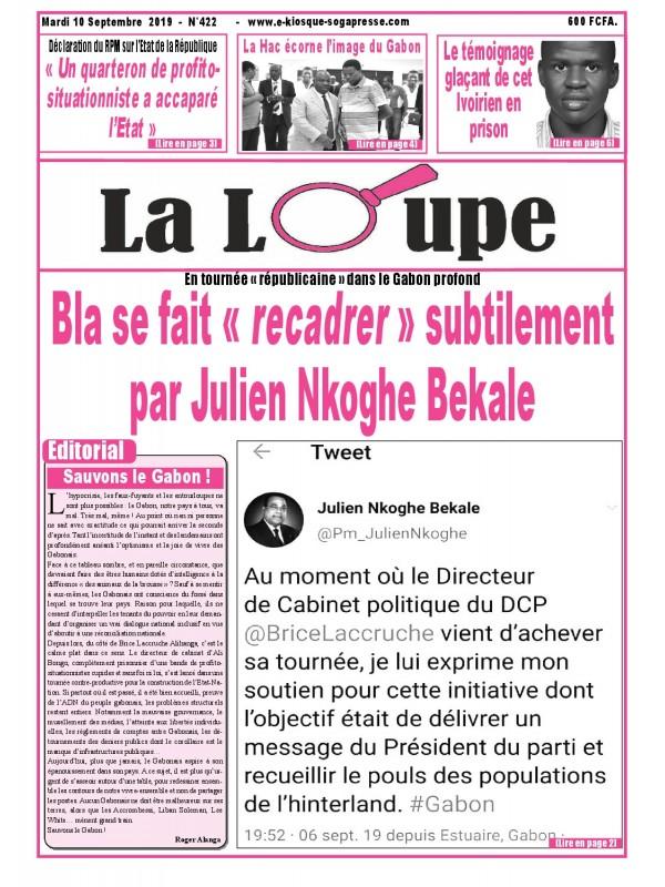 La Loupe 10/09/2019