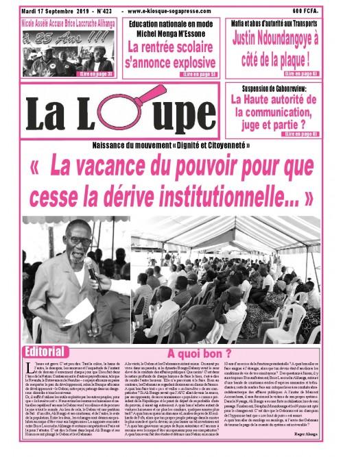 La Loupe 17/09/2019